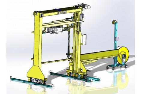 eurostrap-maroc - solution industrielle pour cerclage
